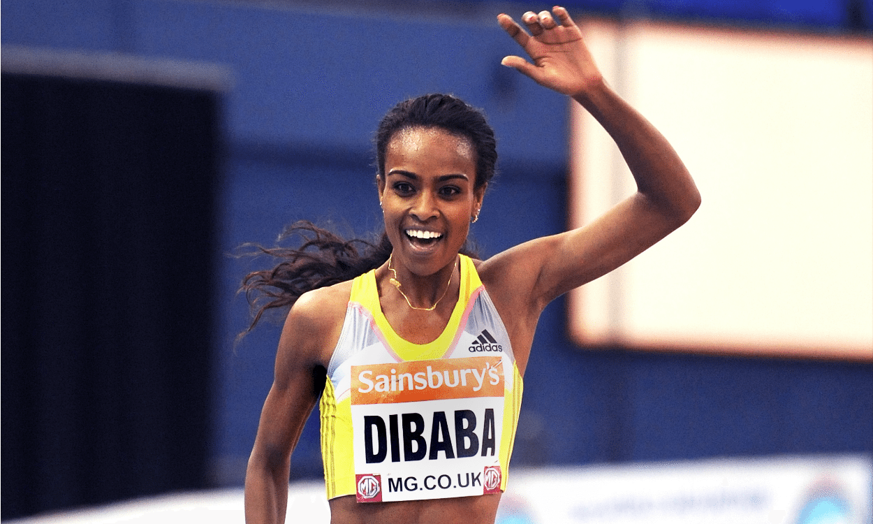 The rise and rise of Genzebe Dibaba