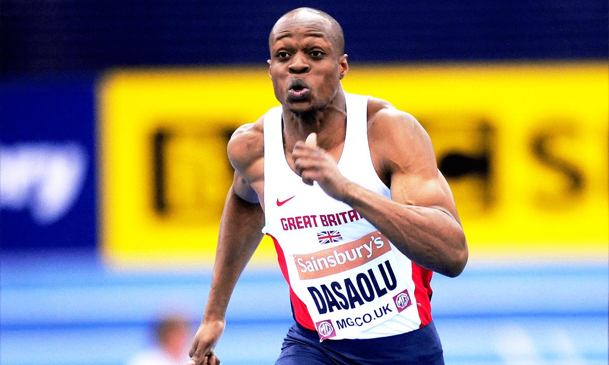 James Dasaolu keen to banish 2015 demons in Olympic year