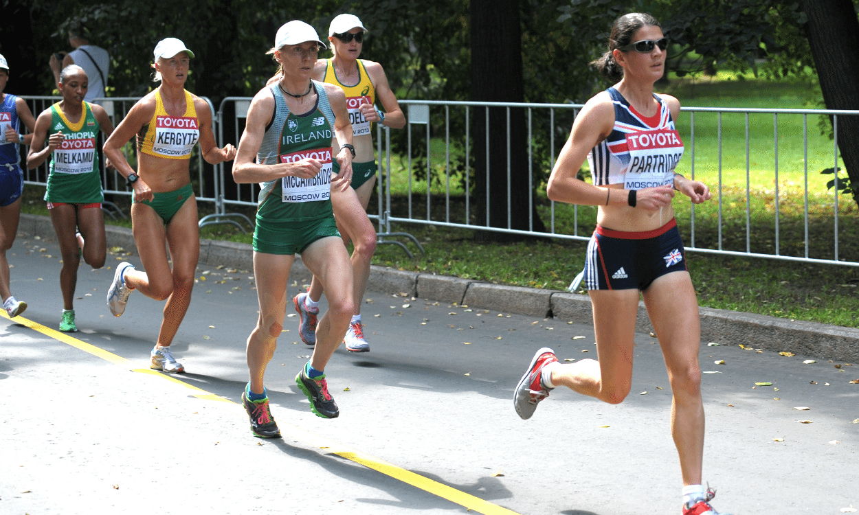 Susan Partridge to lead GB team at World Half Marathon Champs