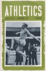First issue of AW 1945