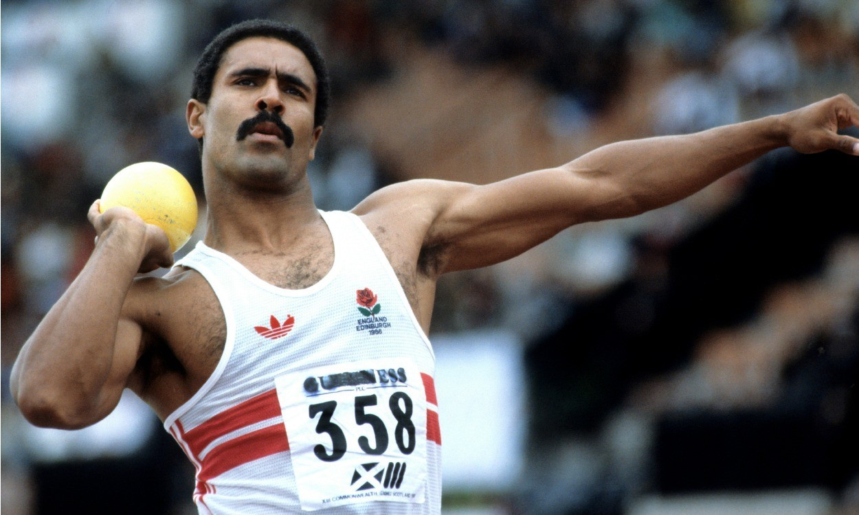 Daley Thompson at his controversial best