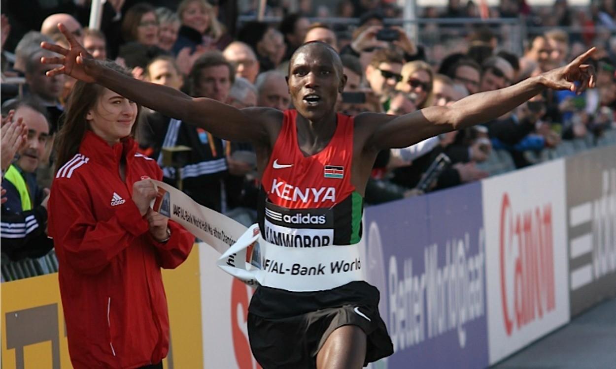 Geoffrey Kamworor's marathon potential