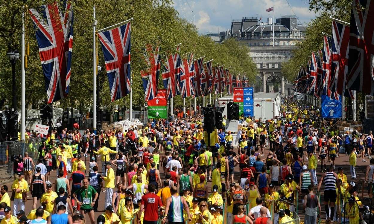 Marathon advice: Tips for London rookies
