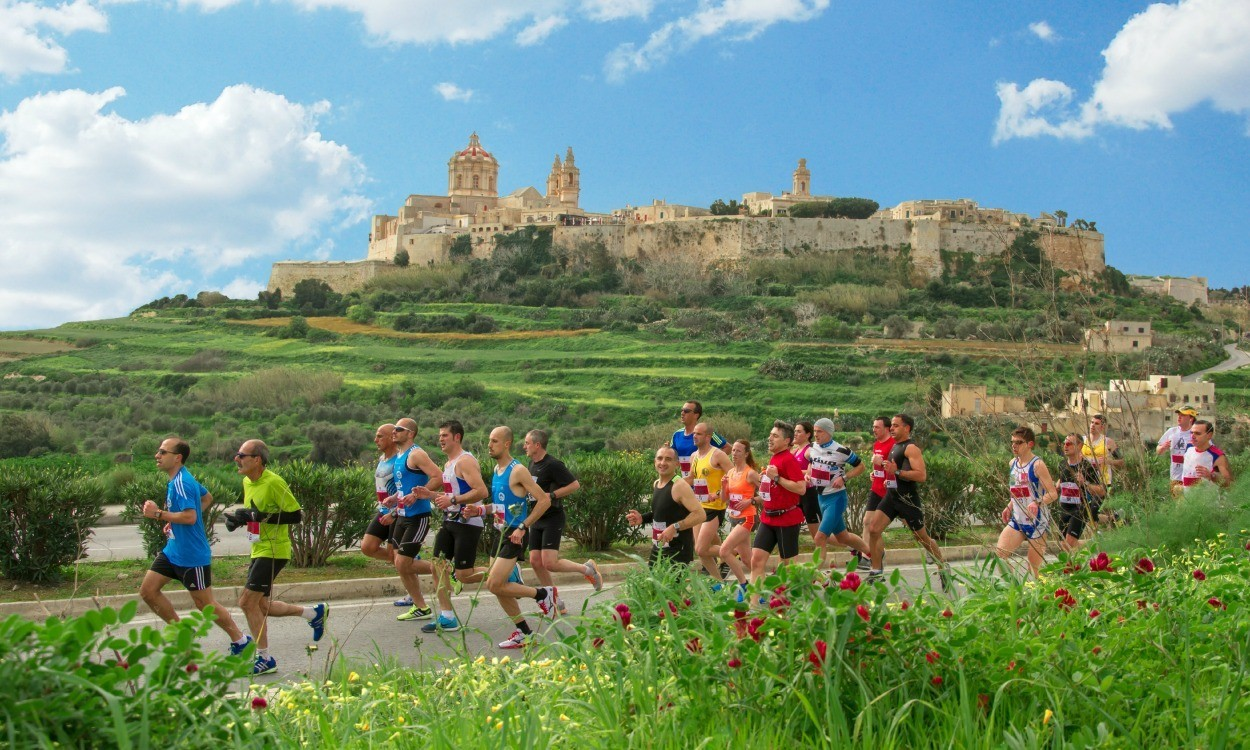Travel: Racing and training in Malta