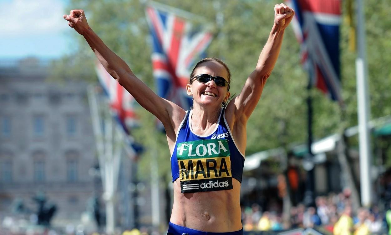 Mara Yamauchi's marathon tips