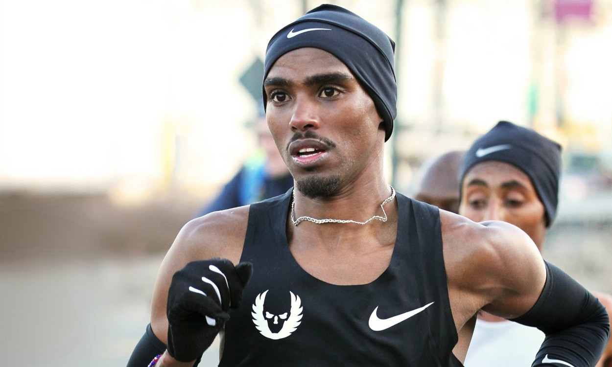 Mo Farah ready to test himself at NYC Half