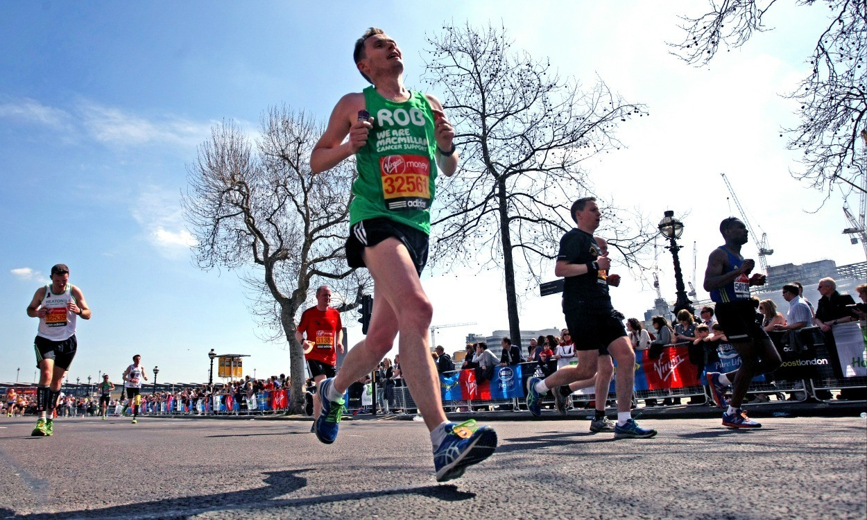 Top tips for first-time marathoners