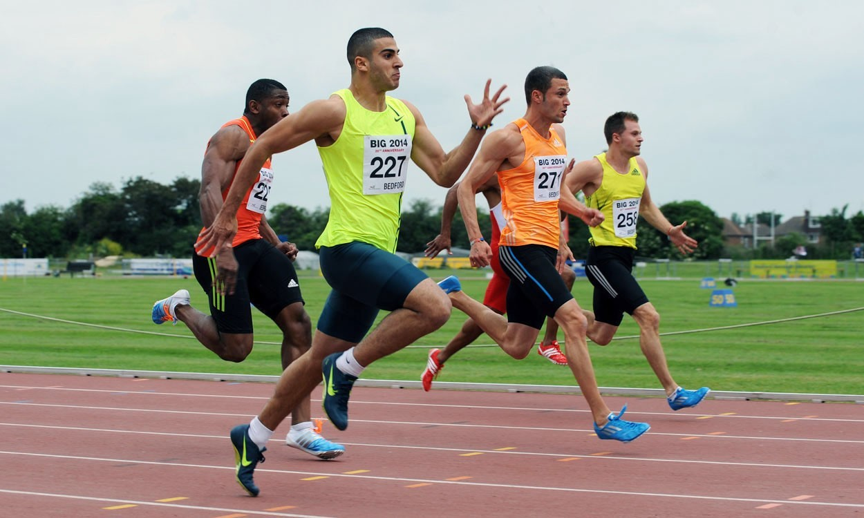 Adam Gemili part of strong sprint fields at BIG