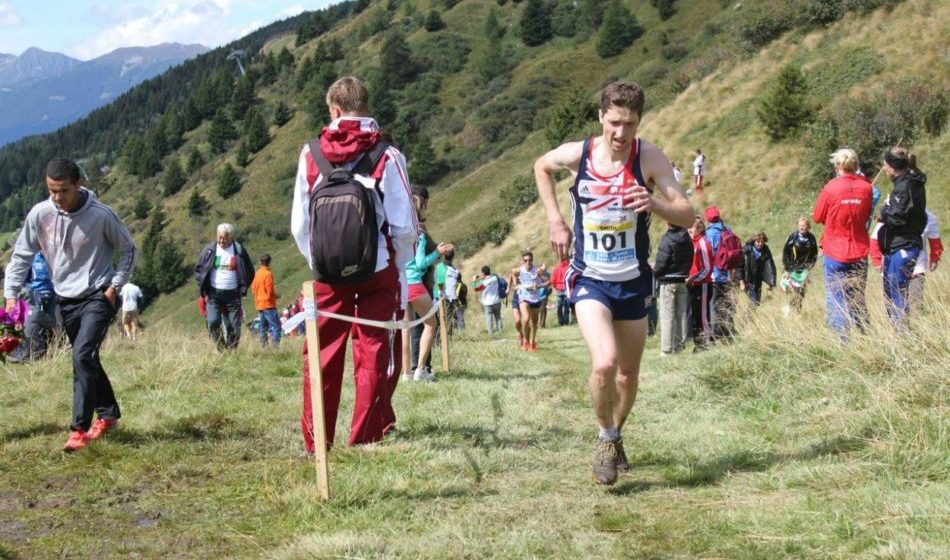Search for missing GB mountain runner Chris Smith