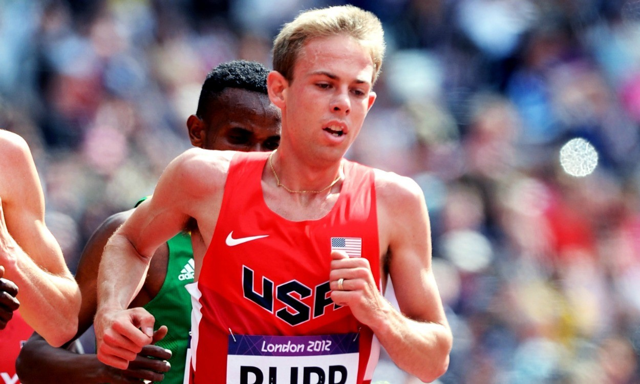 Galen Rupp breaks US 10,000m record at Prefontaine Classic