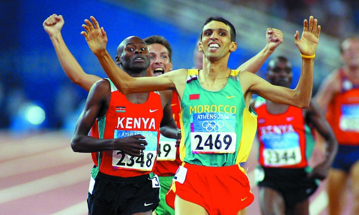 Hicham El Guerrouj inducted into IAAF Hall of Fame