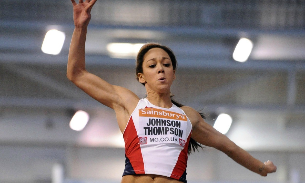 Johnson-Thompson leaps 6.92m at Sainsbury's Glasgow Grand Prix