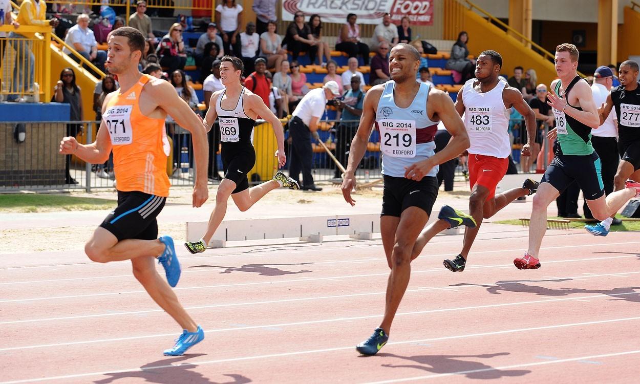 Danny Talbot among winners at BIG 2014