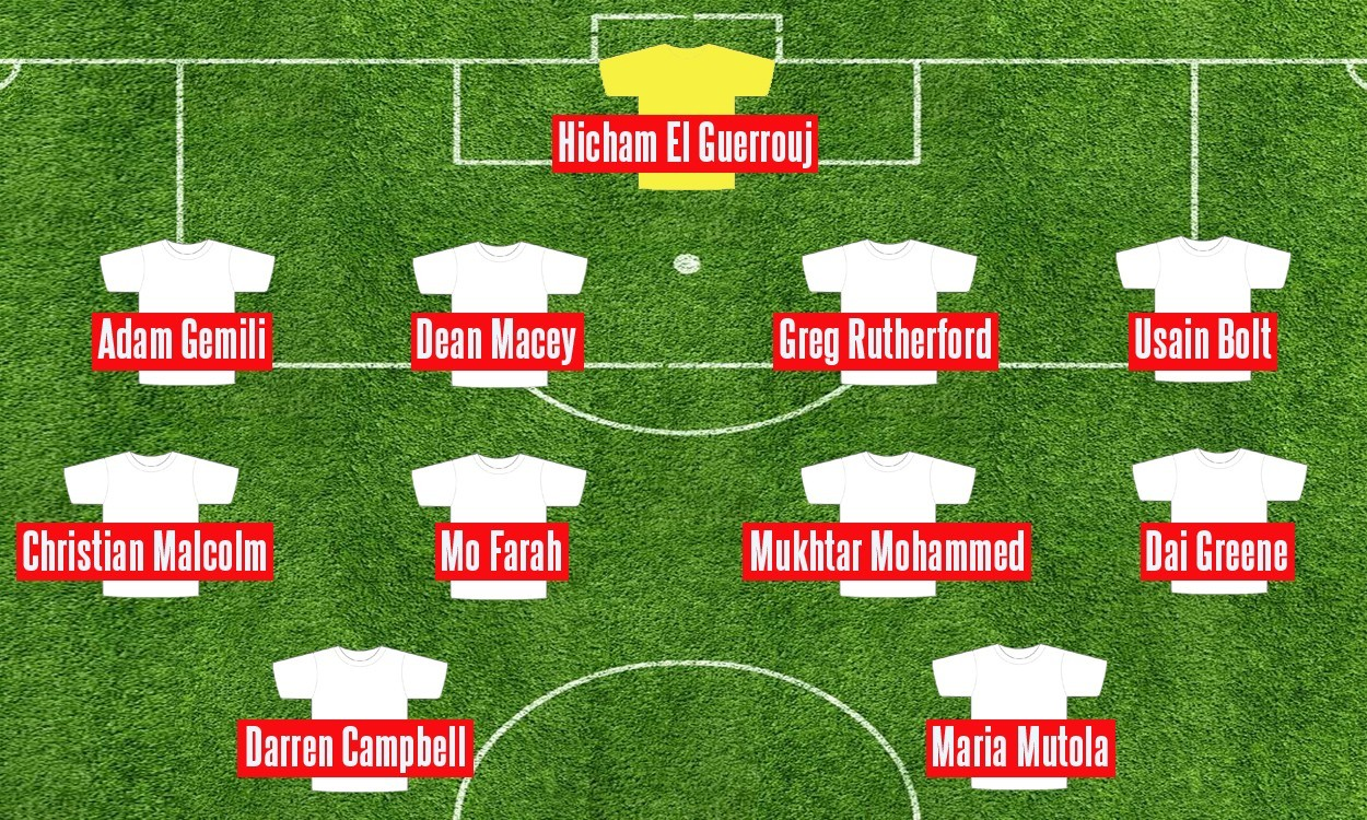 AW's World Cup dream team