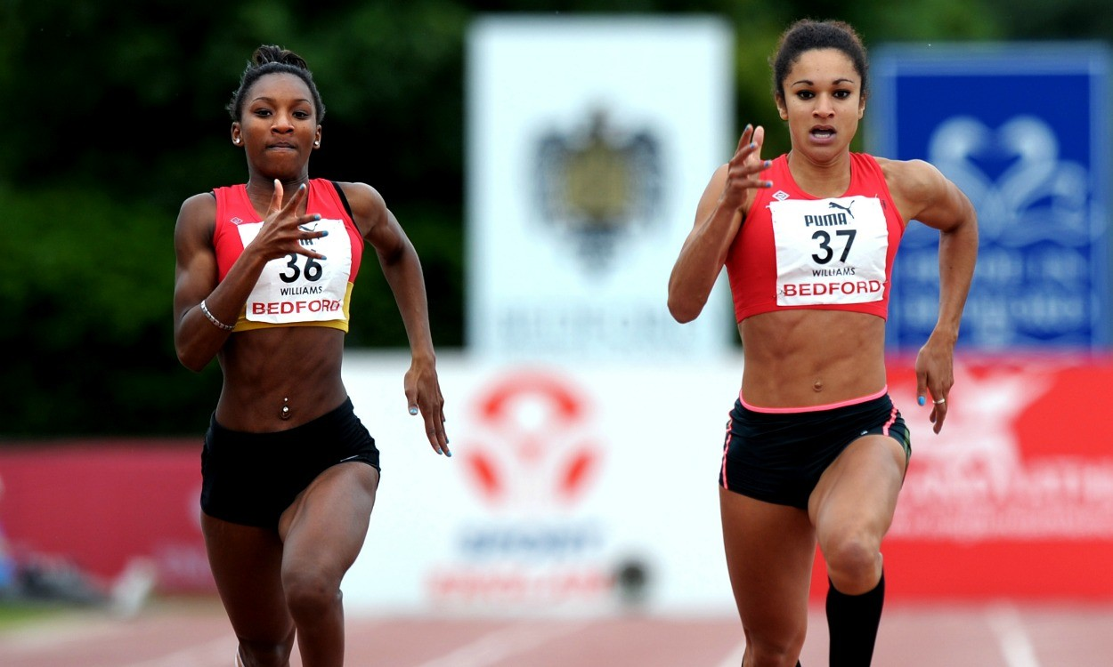 Lloyd Cowan impressed by British female sprint talent