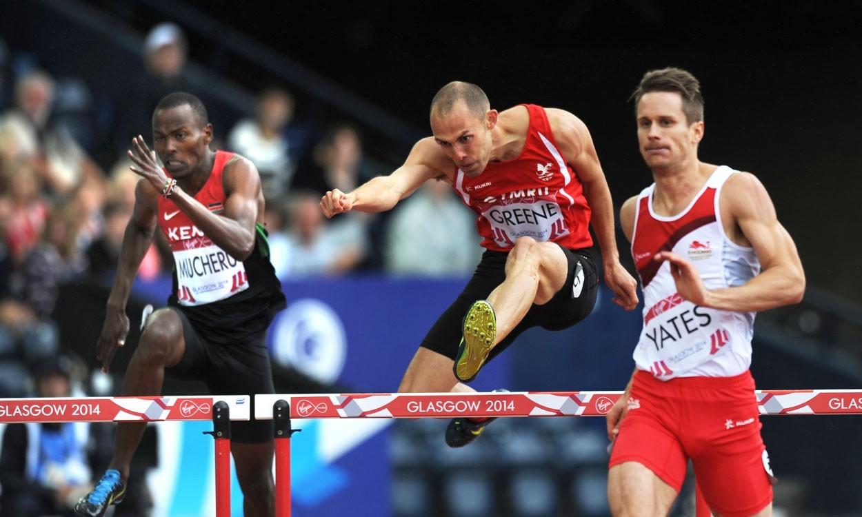 Dai Greene and Sally Peake among Welsh Athletics-supported athletes