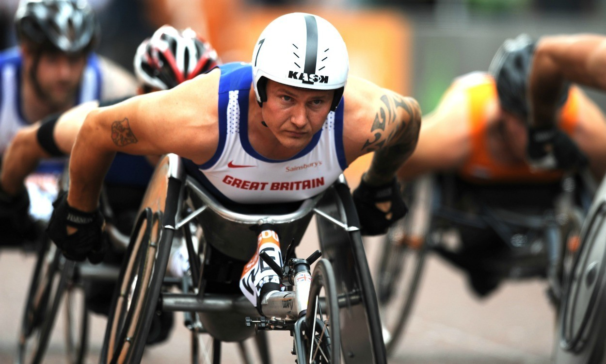 David Weir to miss New York City Marathon