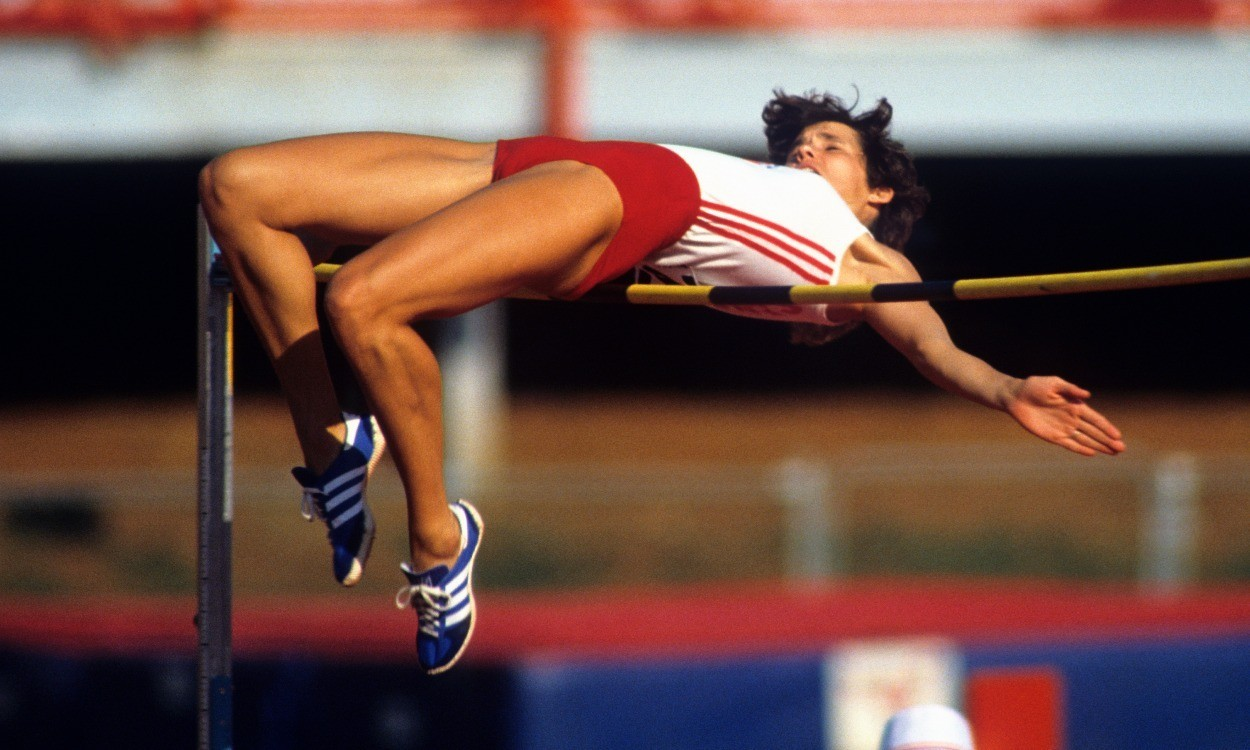 Commonwealth Games Women S High Jump Aw