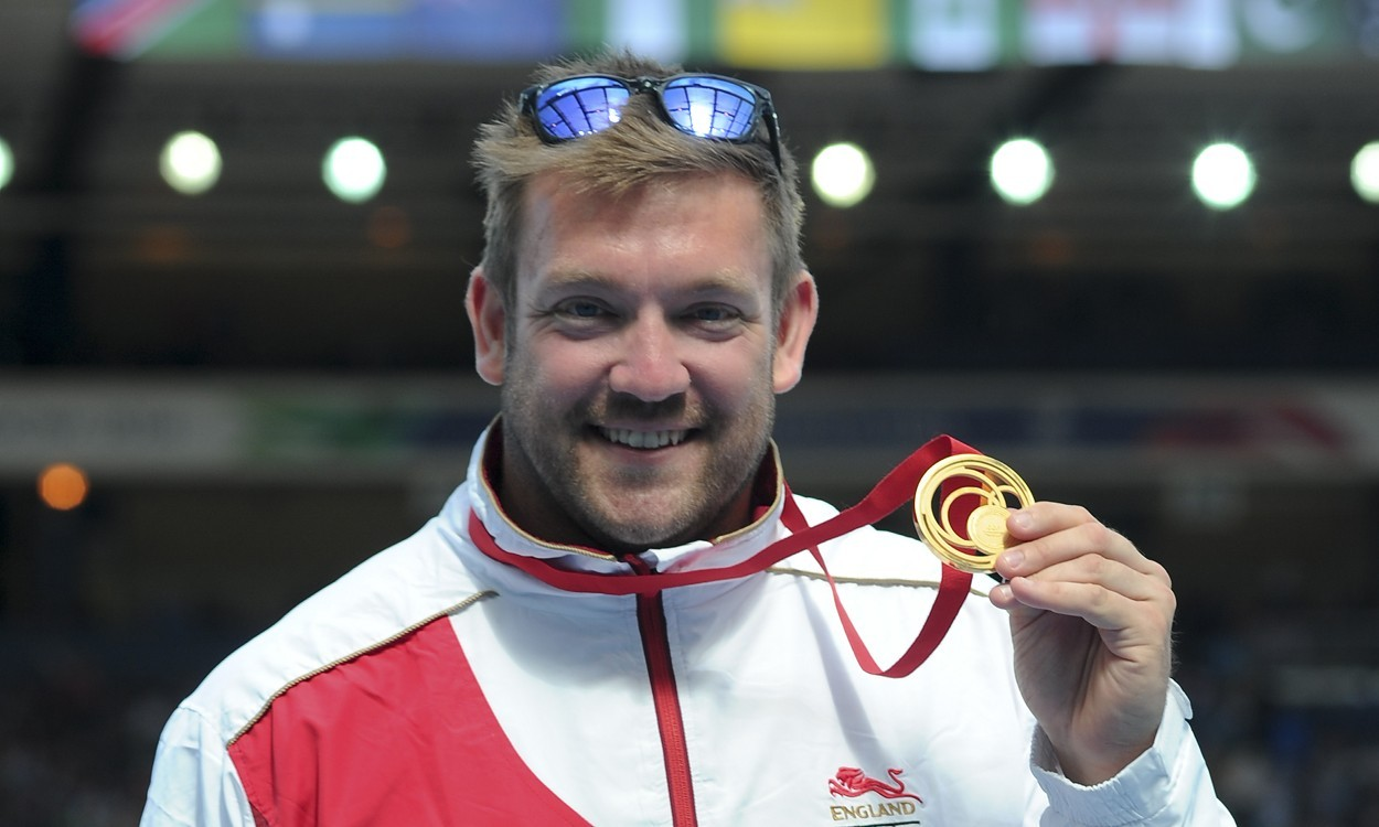 Dan Greaves and Hollie Arnold voted GB World Para Athletics Champs team captains