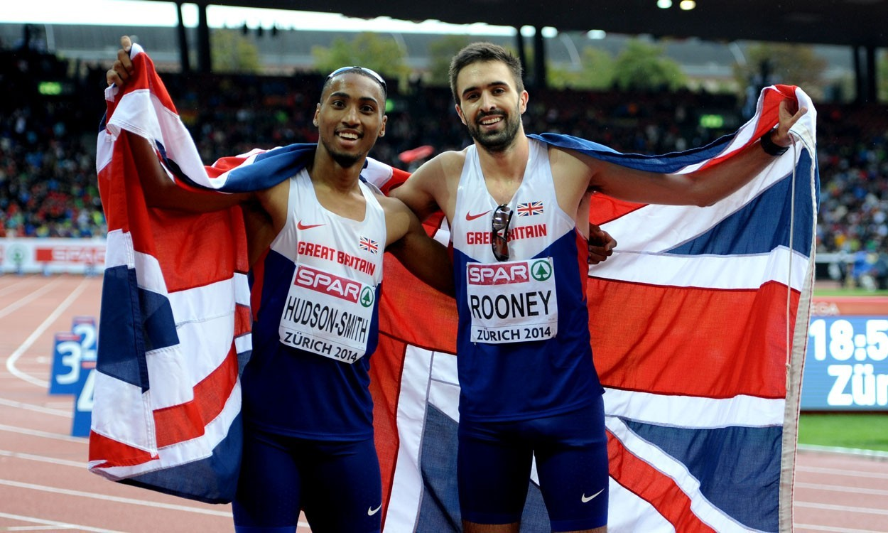 Martyn Rooney and Adam Gemili blast to Euro gold