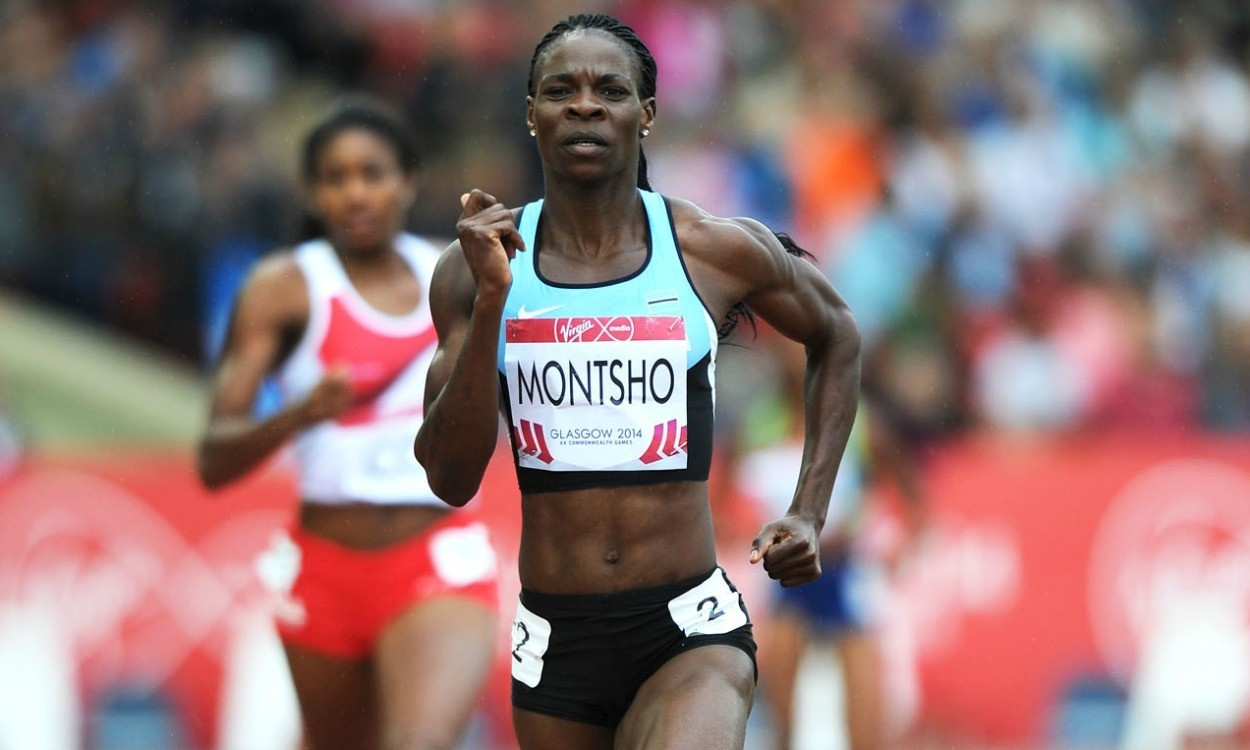 Amantle Montsho handed two-year doping ban