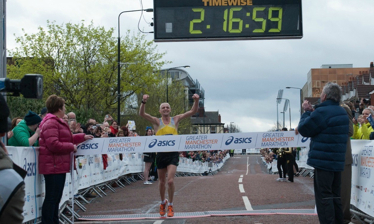 New partnership gives ASICS Greater Manchester Marathon a boost