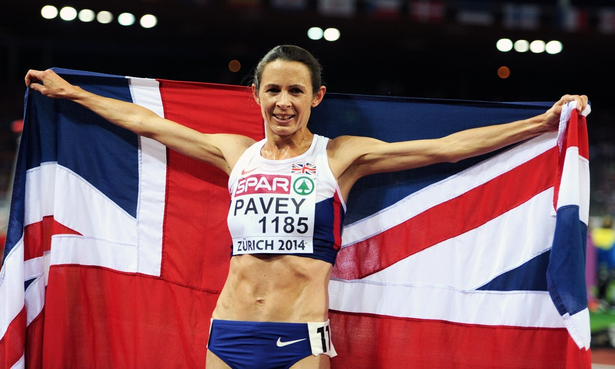 Jo Pavey made an MBE in Queen's Birthday Honours