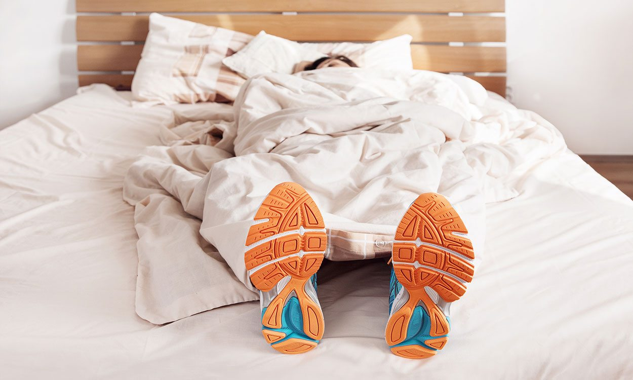What's the evidence? Sleep for athletes