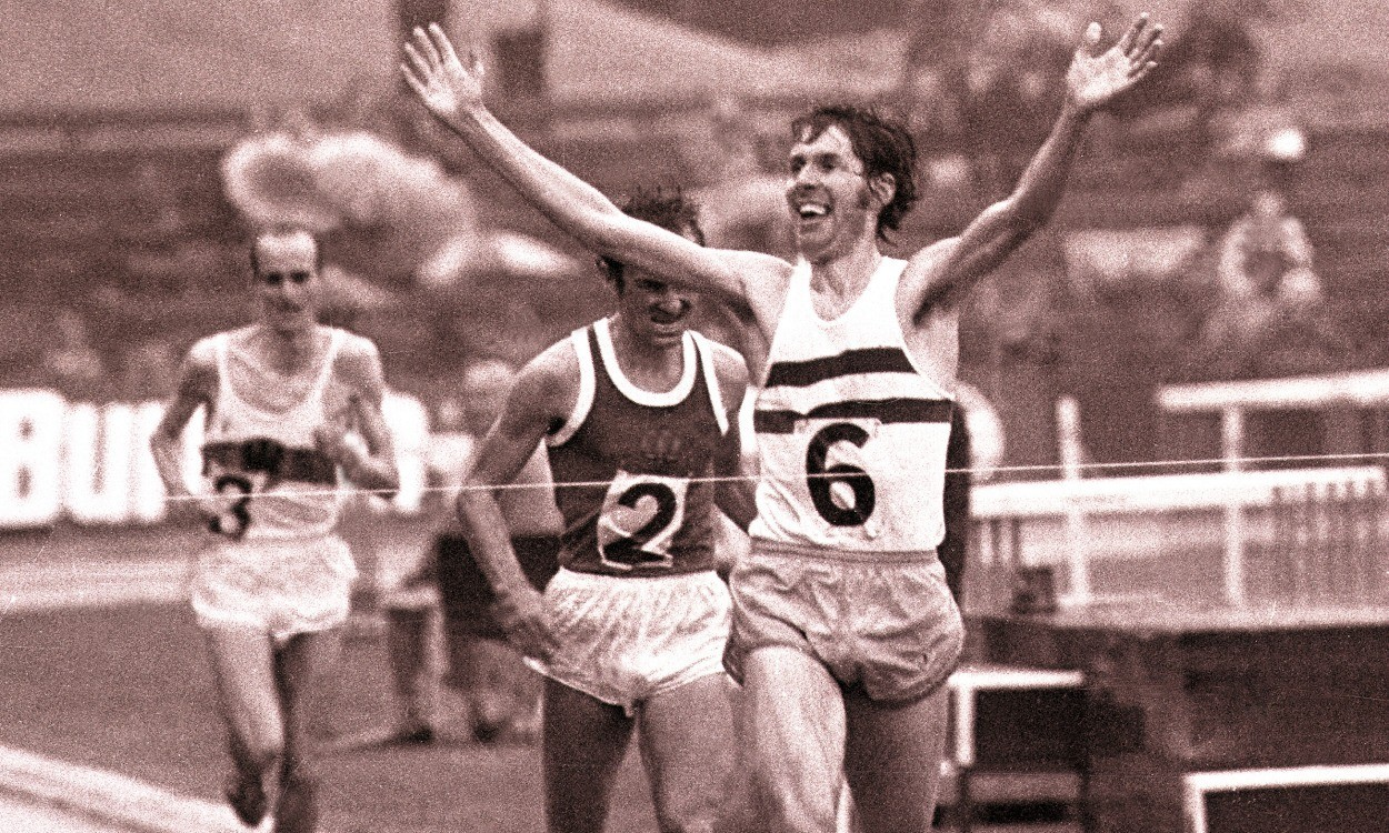 Arise, Sir Brendan Foster