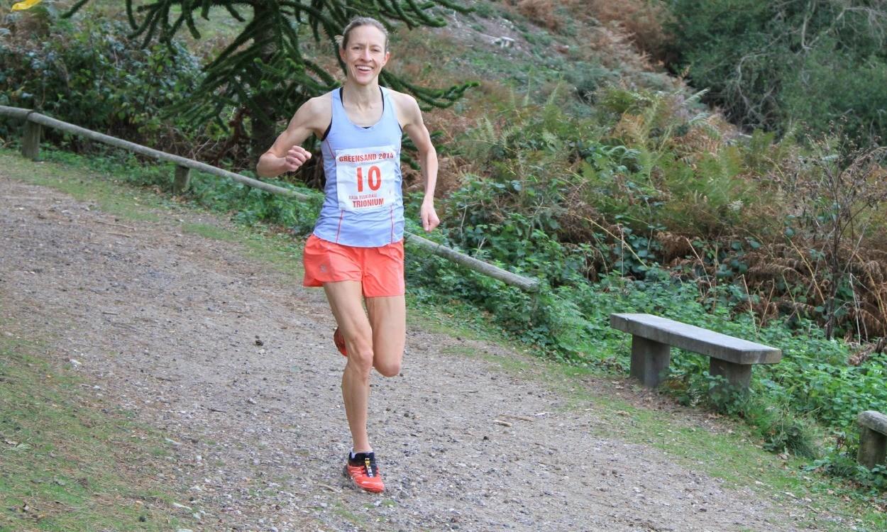 Julia Bleasdale encouraged by marathon performance