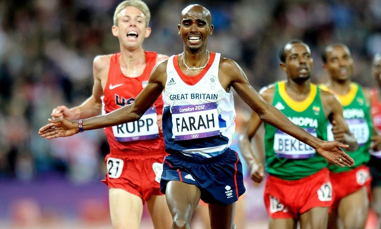 Olympic history: Men's 10,000m