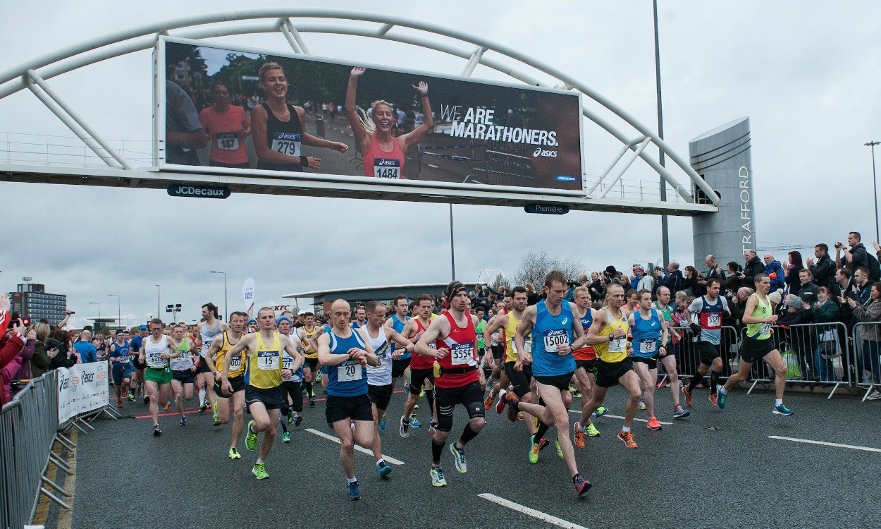 Expect domestic battles at ASICS Greater Manchester Marathon