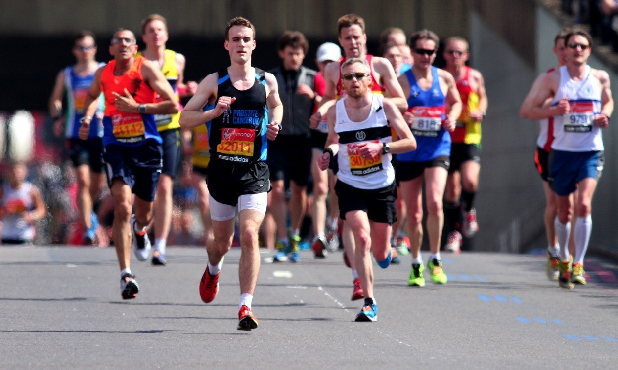 Top tips for running in the heat