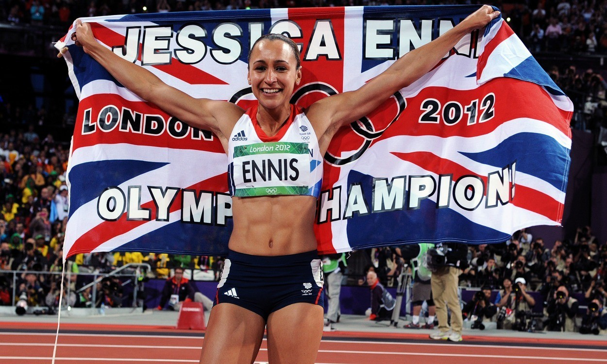 Jessica Ennis-Hill continues comeback at Hypo-Meeting