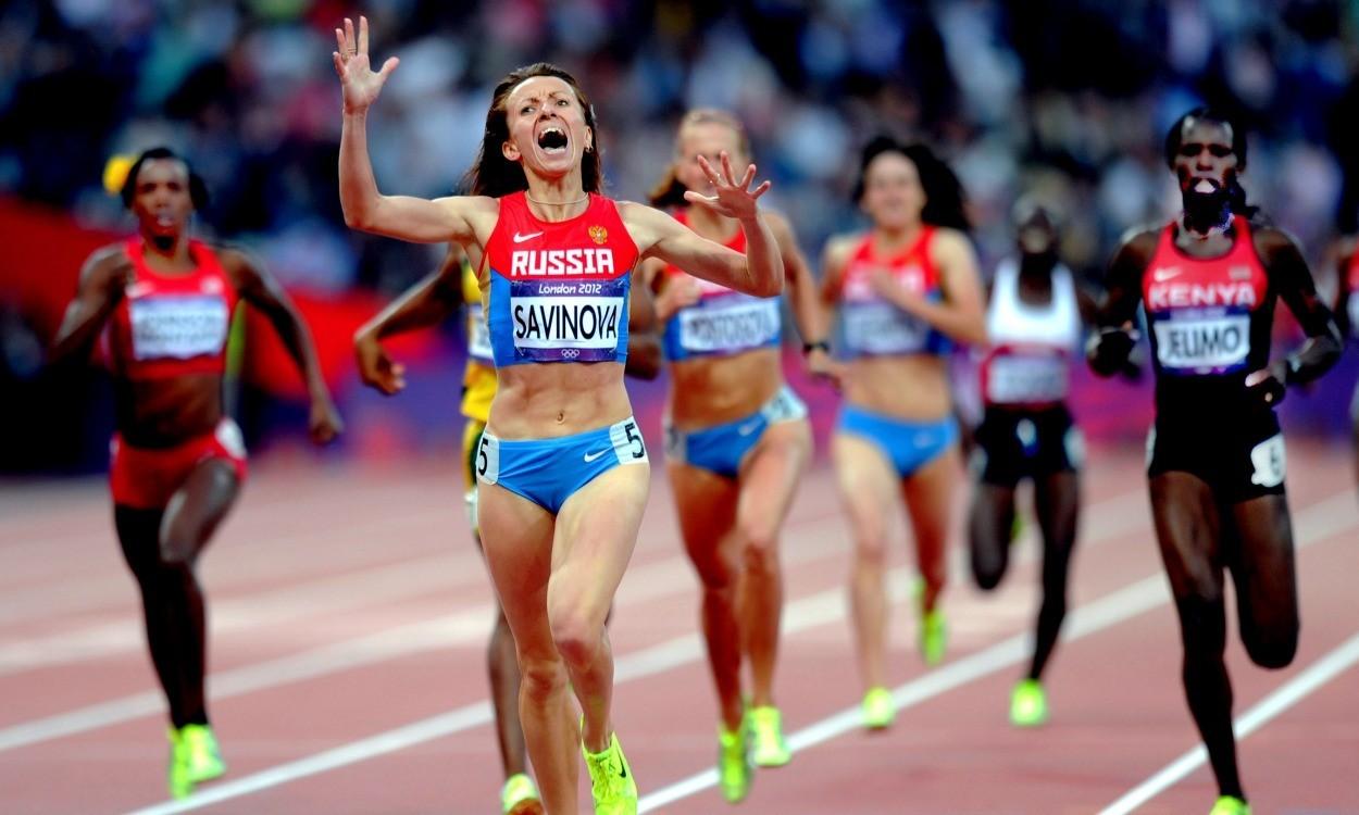 Mariya Savinova stripped of 2012 Olympic 800m title