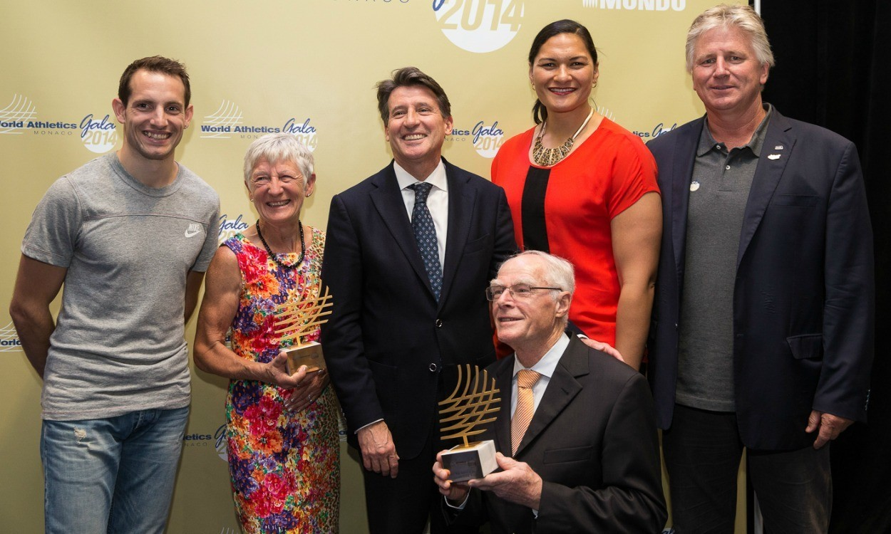 Seb Coe unveils '100 Day Plan' as IAAF presidential race continues