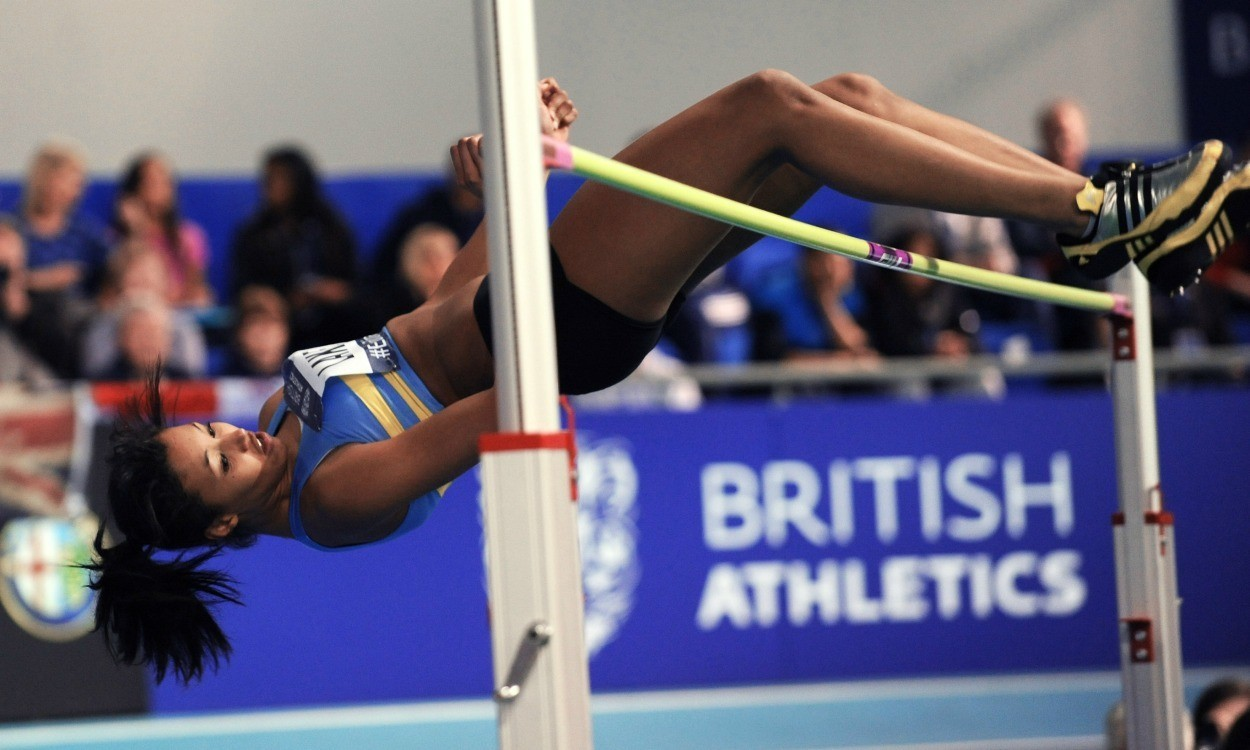 Lake, Drew and Gregory in Combined Events International action