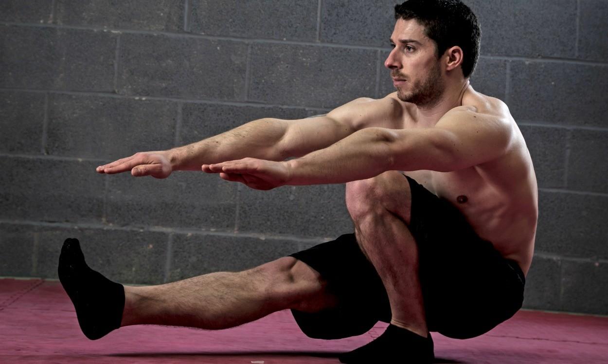 Strength training: Bodyweight exercises