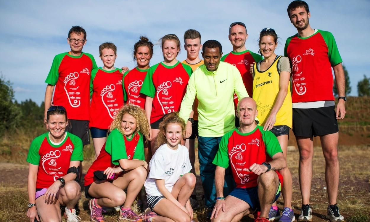 Great Run Club Challenge returns for 2015