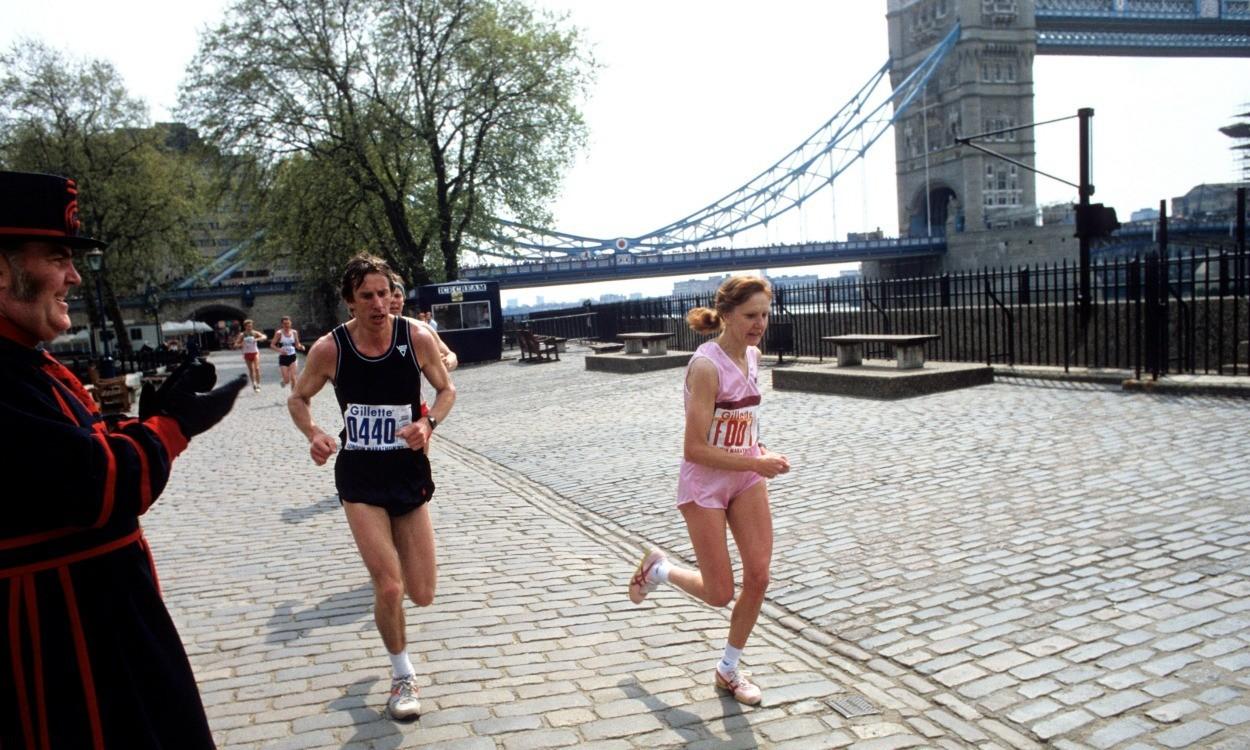 London winner Joyce Smith was ahead of her time