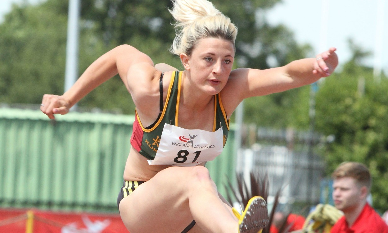 Lucy Hatton ready for her time to shine