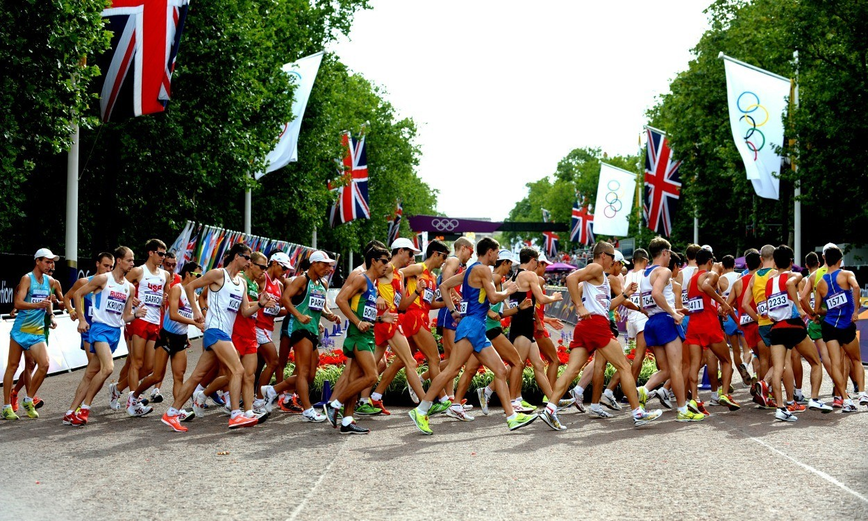 Understanding athletics: The rules of race walking