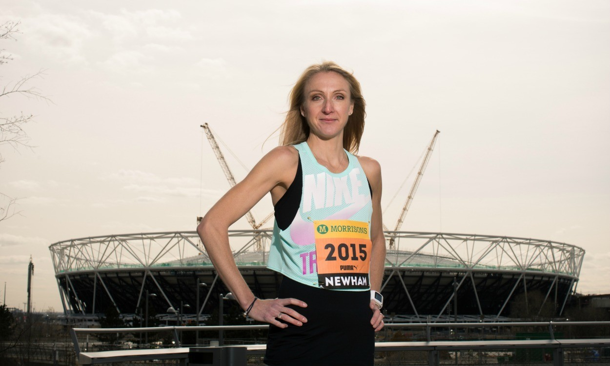 "Paula Radcliffe: ""I have never resorted to cheating"""