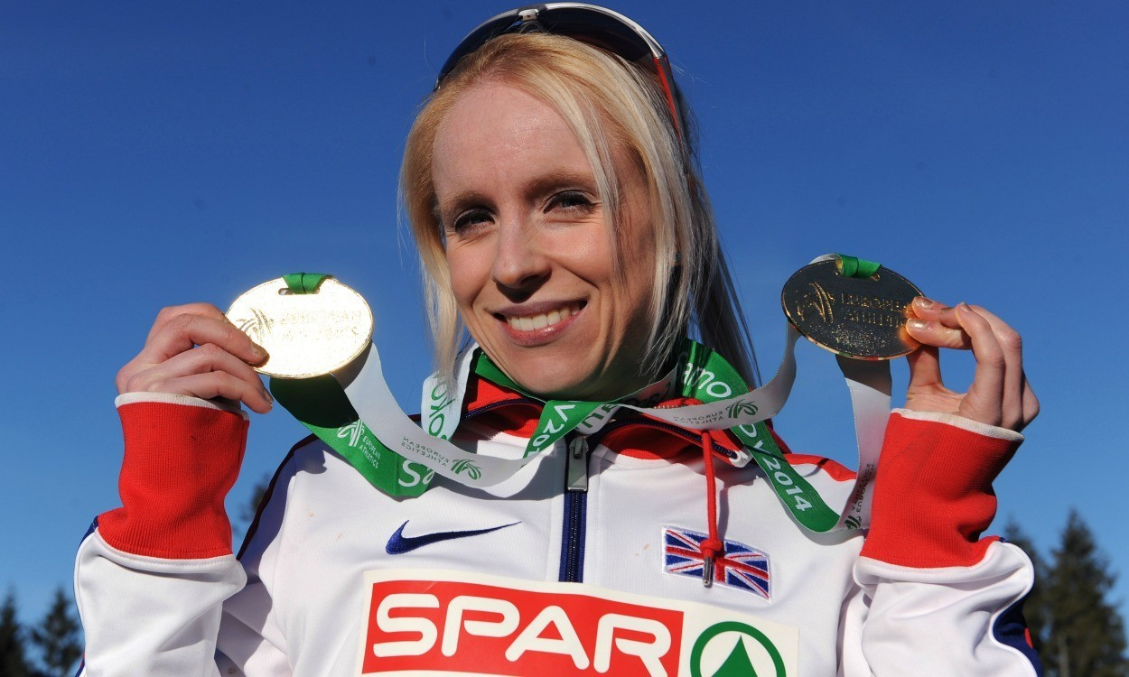Gemma Steel backs Seb Coe's IAAF road and cross country plans