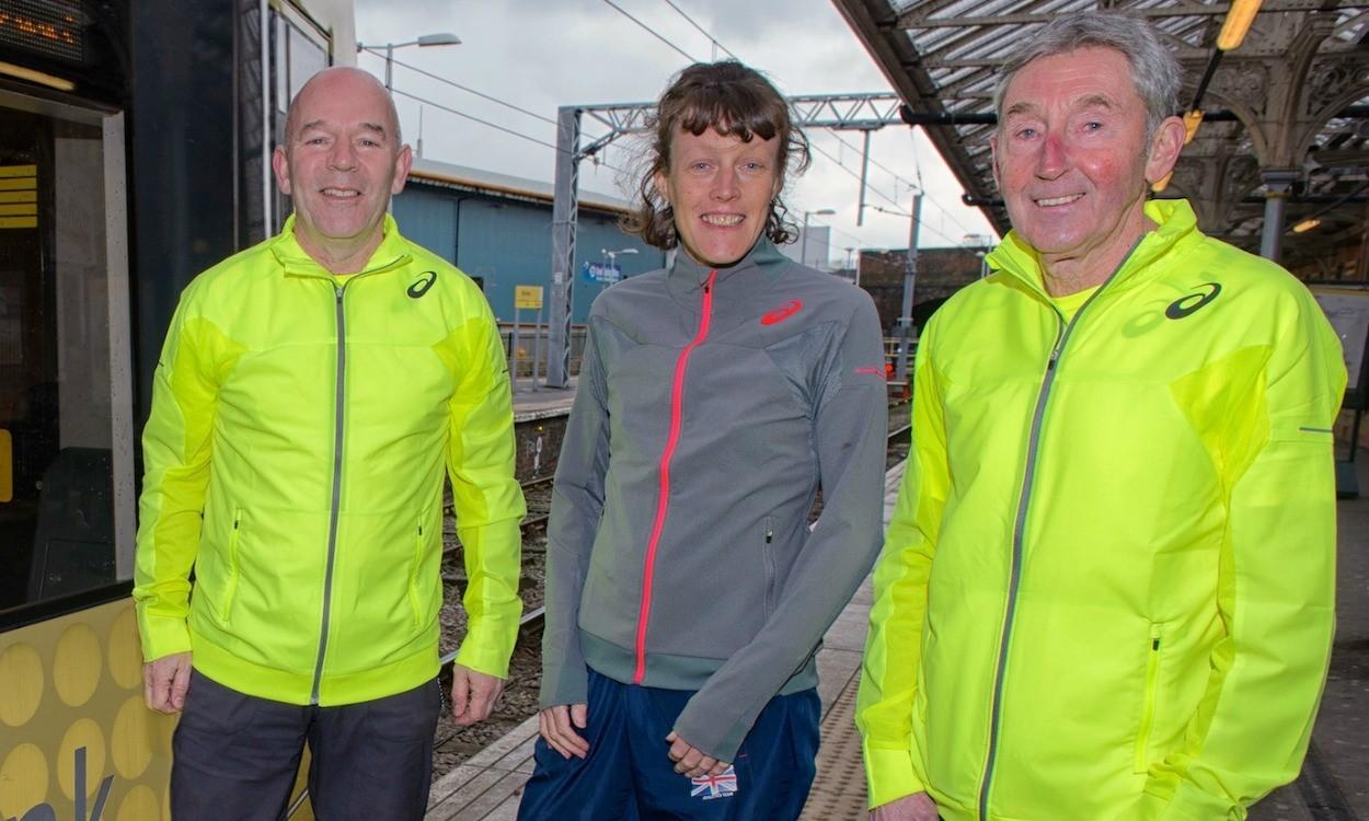 Manchester Marathon champions to run relay at 2015 event