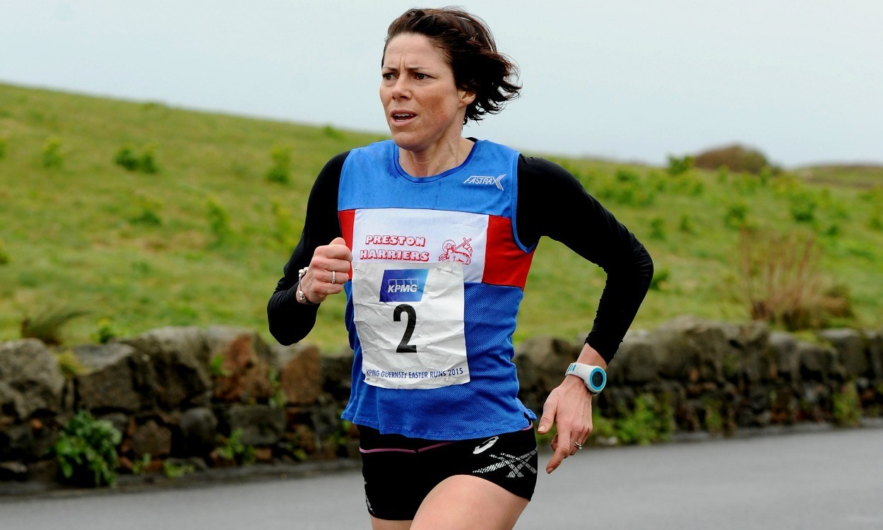 Clitheroe and Partridge to team up for Great Edinburgh Run relay