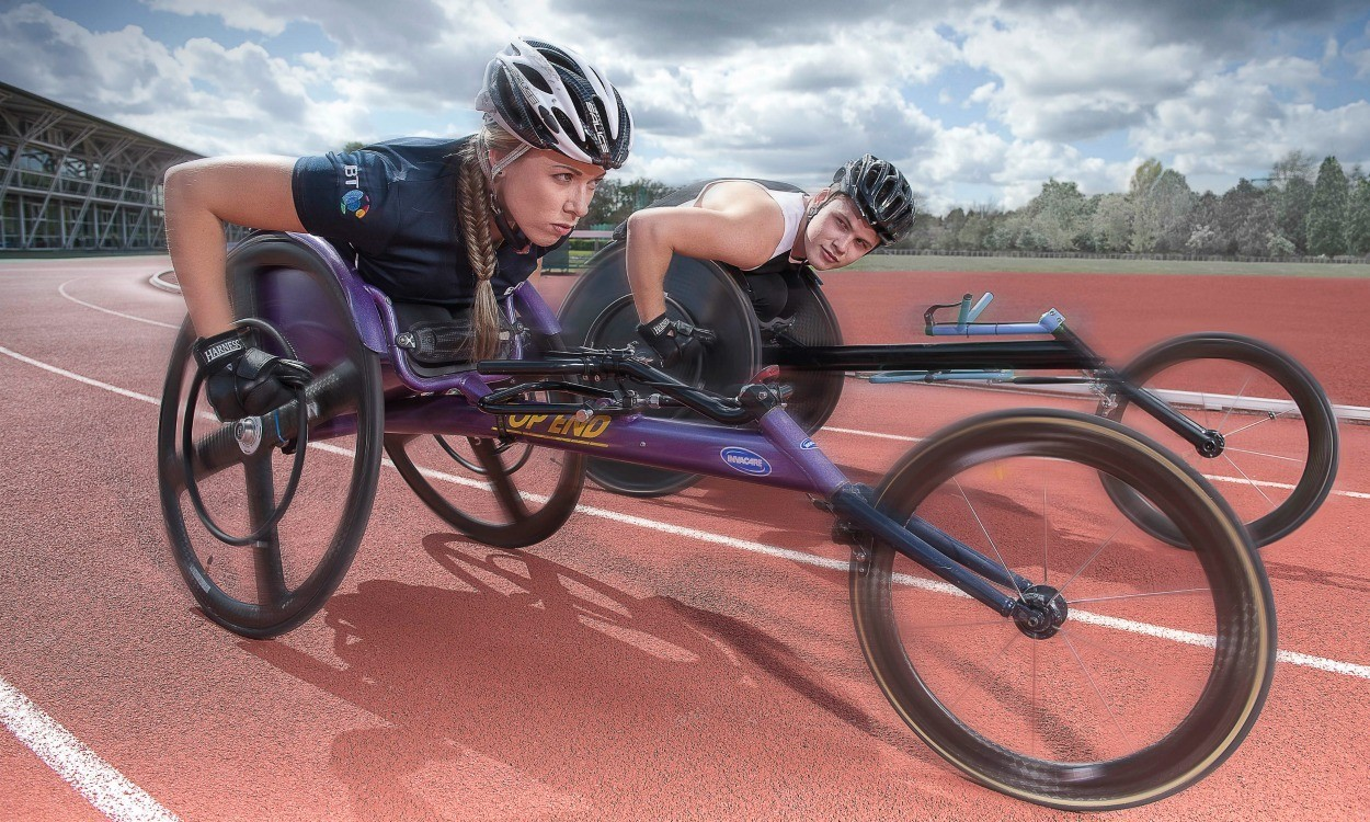 Hannah Cockroft targeting triple world gold on road to Rio