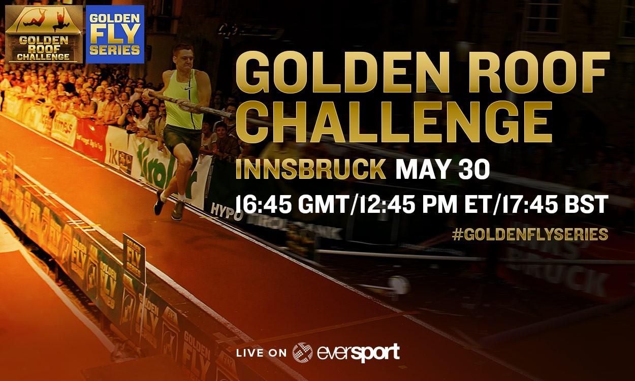Golden Roof Challenge 2015