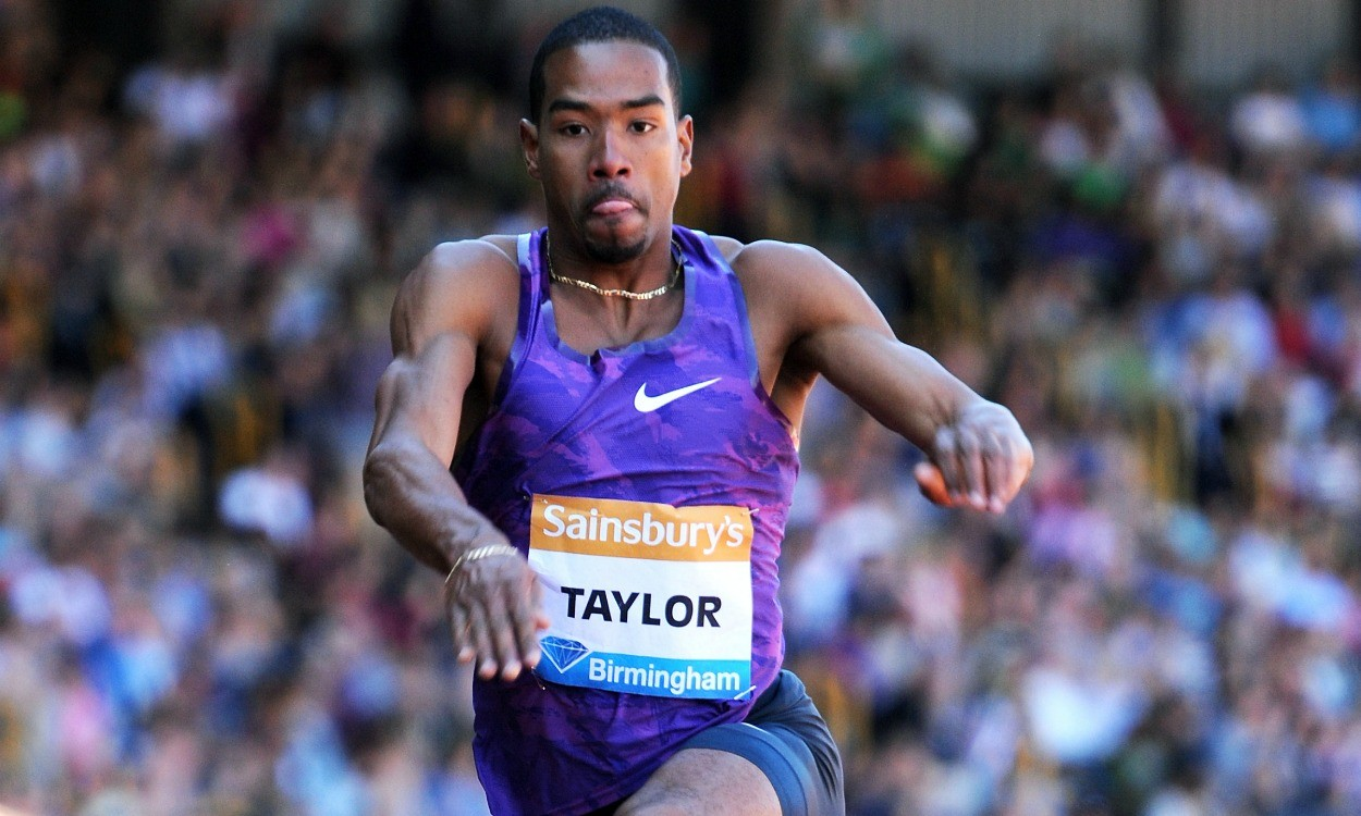 """Christian Taylor: """"We need to make it the year of the jumps"""""""