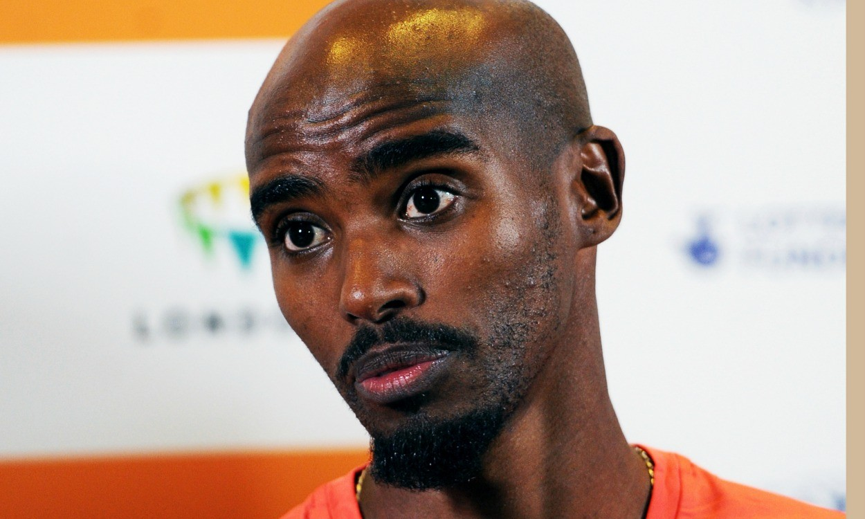 "Mo Farah: ""The last two weeks have been the toughest of my life"""
